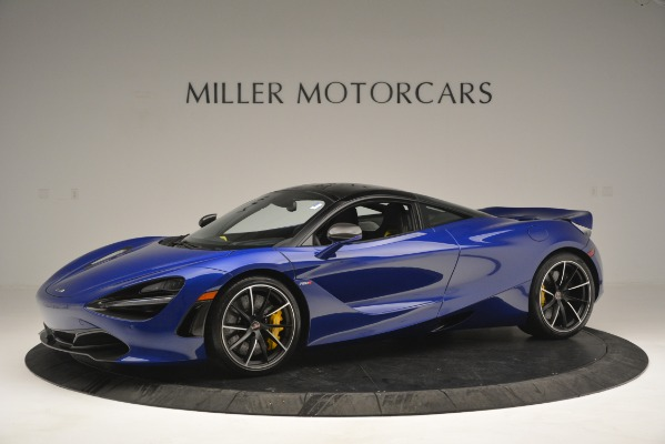 Used 2018 McLaren 720S Performance for sale Sold at Alfa Romeo of Greenwich in Greenwich CT 06830 2