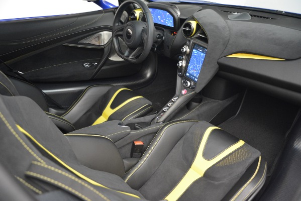 Used 2018 McLaren 720S Performance for sale Sold at Alfa Romeo of Greenwich in Greenwich CT 06830 20