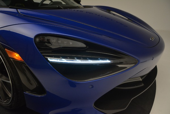 Used 2018 McLaren 720S Performance for sale Sold at Alfa Romeo of Greenwich in Greenwich CT 06830 24