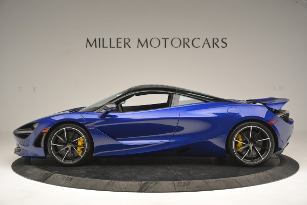 Used 2018 McLaren 720S Performance for sale Sold at Alfa Romeo of Greenwich in Greenwich CT 06830 3