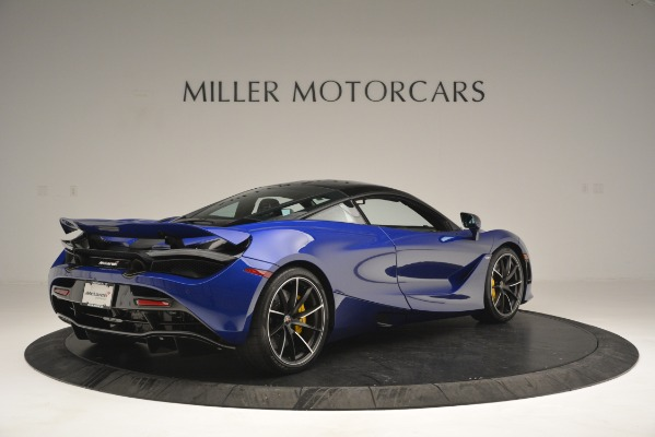 Used 2018 McLaren 720S Performance for sale Sold at Alfa Romeo of Greenwich in Greenwich CT 06830 7