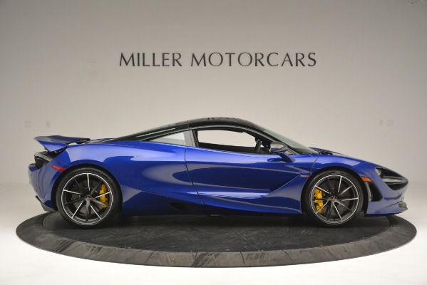 Used 2018 McLaren 720S Performance for sale Sold at Alfa Romeo of Greenwich in Greenwich CT 06830 9