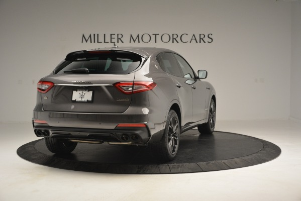 New 2019 Maserati Levante Q4 GranSport for sale Sold at Alfa Romeo of Greenwich in Greenwich CT 06830 11