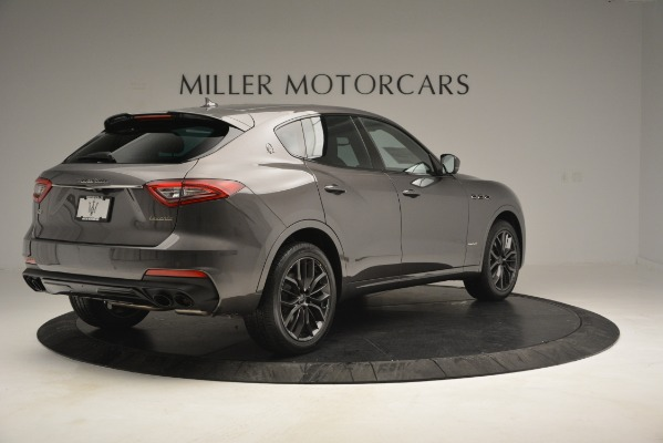 New 2019 Maserati Levante Q4 GranSport for sale Sold at Alfa Romeo of Greenwich in Greenwich CT 06830 12