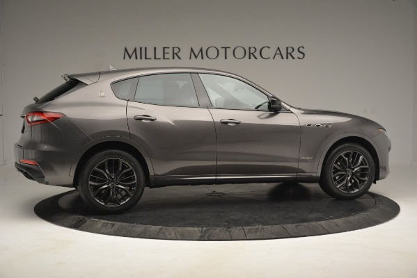 New 2019 Maserati Levante Q4 GranSport for sale Sold at Alfa Romeo of Greenwich in Greenwich CT 06830 14