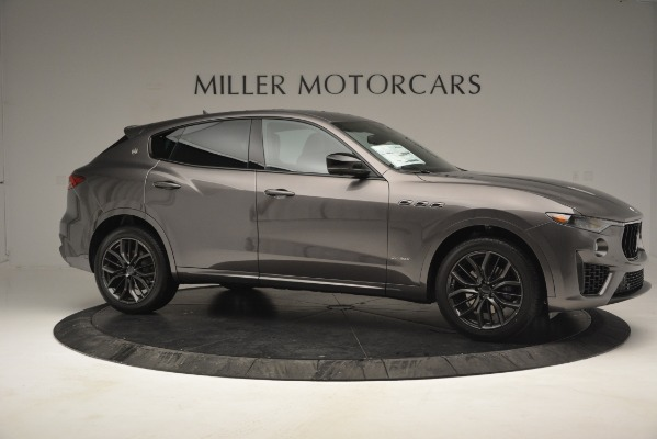 New 2019 Maserati Levante Q4 GranSport for sale Sold at Alfa Romeo of Greenwich in Greenwich CT 06830 16