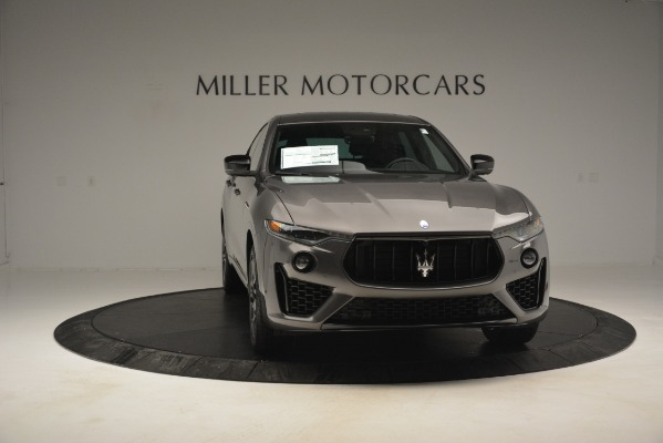 New 2019 Maserati Levante Q4 GranSport for sale Sold at Alfa Romeo of Greenwich in Greenwich CT 06830 19