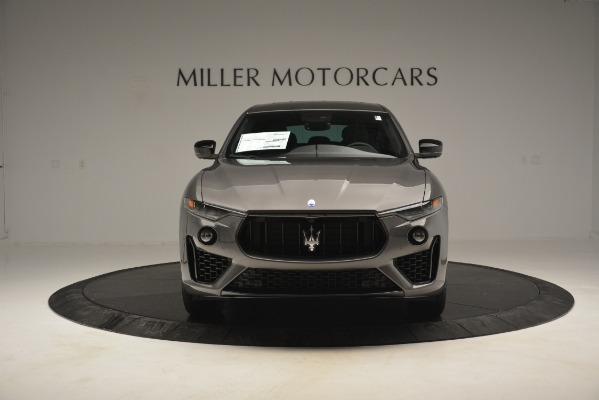 New 2019 Maserati Levante Q4 GranSport for sale Sold at Alfa Romeo of Greenwich in Greenwich CT 06830 20