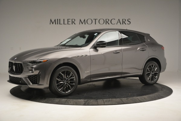 New 2019 Maserati Levante Q4 GranSport for sale Sold at Alfa Romeo of Greenwich in Greenwich CT 06830 3
