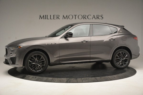 New 2019 Maserati Levante Q4 GranSport for sale Sold at Alfa Romeo of Greenwich in Greenwich CT 06830 4
