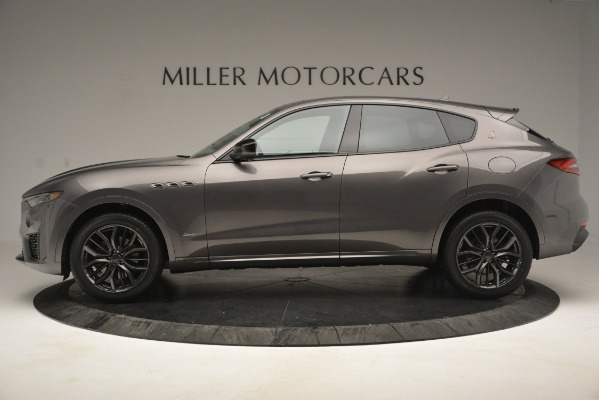 New 2019 Maserati Levante Q4 GranSport for sale Sold at Alfa Romeo of Greenwich in Greenwich CT 06830 5