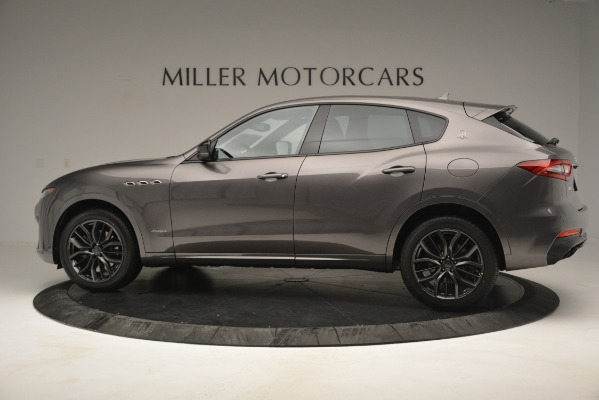 New 2019 Maserati Levante Q4 GranSport for sale Sold at Alfa Romeo of Greenwich in Greenwich CT 06830 6