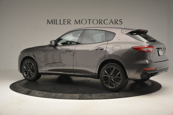 New 2019 Maserati Levante Q4 GranSport for sale Sold at Alfa Romeo of Greenwich in Greenwich CT 06830 7