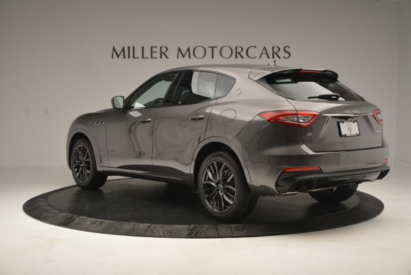 New 2019 Maserati Levante Q4 GranSport for sale Sold at Alfa Romeo of Greenwich in Greenwich CT 06830 8