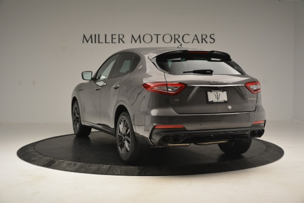 New 2019 Maserati Levante Q4 GranSport for sale Sold at Alfa Romeo of Greenwich in Greenwich CT 06830 9