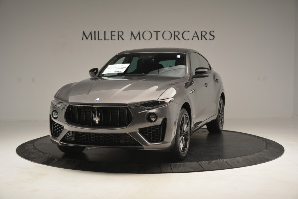 New 2019 Maserati Levante Q4 GranSport for sale Sold at Alfa Romeo of Greenwich in Greenwich CT 06830 1