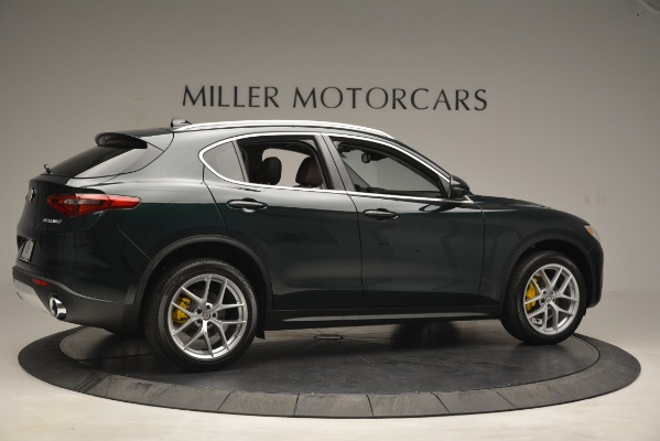 New 2019 Alfa Romeo Stelvio Q4 for sale Sold at Alfa Romeo of Greenwich in Greenwich CT 06830 8