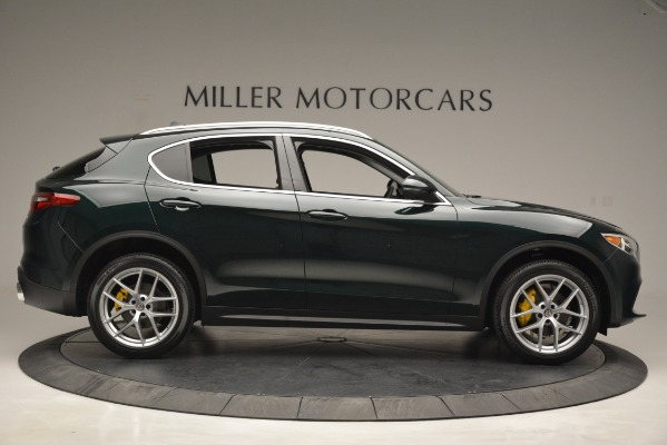 New 2019 Alfa Romeo Stelvio Q4 for sale Sold at Alfa Romeo of Greenwich in Greenwich CT 06830 9