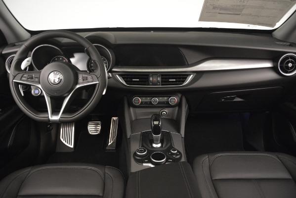 New 2019 Alfa Romeo Stelvio Sport Q4 for sale Sold at Alfa Romeo of Greenwich in Greenwich CT 06830 16