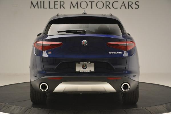 New 2019 Alfa Romeo Stelvio Sport Q4 for sale Sold at Alfa Romeo of Greenwich in Greenwich CT 06830 6