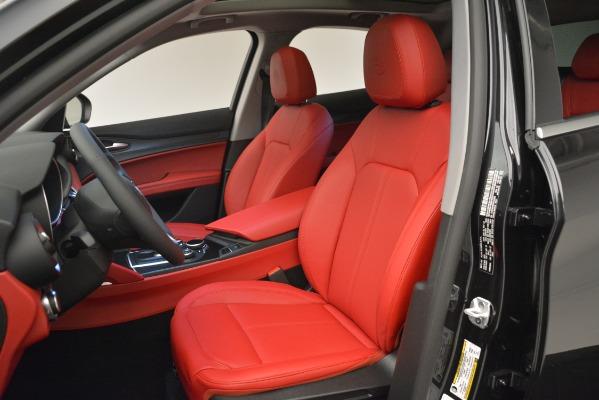 New 2019 Alfa Romeo Stelvio Q4 for sale Sold at Alfa Romeo of Greenwich in Greenwich CT 06830 13