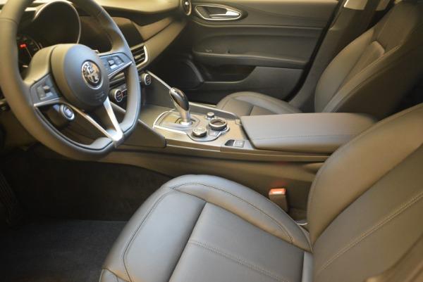 New 2019 Alfa Romeo Giulia Q4 for sale Sold at Alfa Romeo of Greenwich in Greenwich CT 06830 14