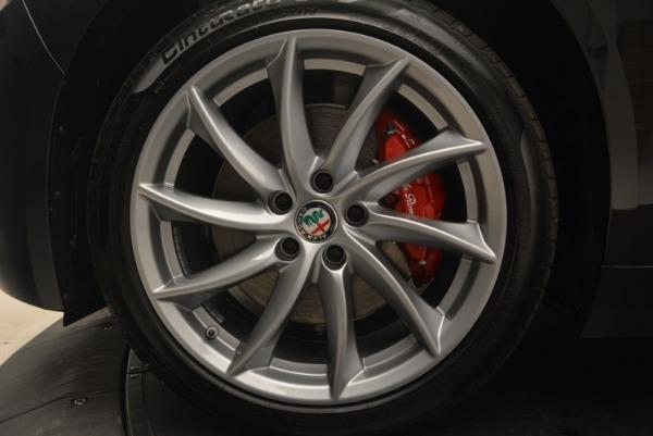 New 2019 Alfa Romeo Giulia Q4 for sale Sold at Alfa Romeo of Greenwich in Greenwich CT 06830 22