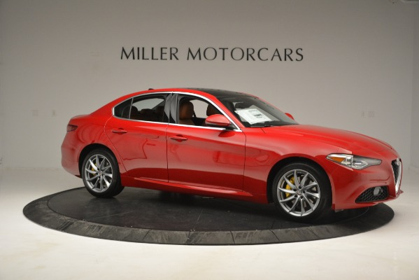 New 2019 Alfa Romeo Giulia Q4 for sale Sold at Alfa Romeo of Greenwich in Greenwich CT 06830 10