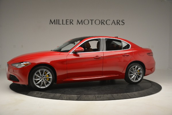 New 2019 Alfa Romeo Giulia Q4 for sale Sold at Alfa Romeo of Greenwich in Greenwich CT 06830 2