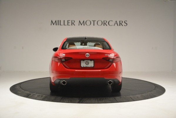 New 2019 Alfa Romeo Giulia Q4 for sale Sold at Alfa Romeo of Greenwich in Greenwich CT 06830 6