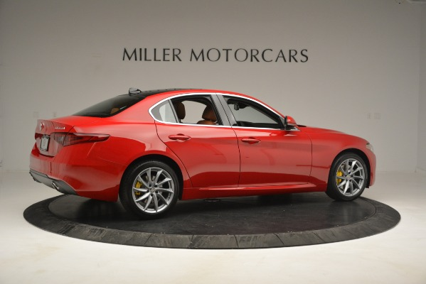 New 2019 Alfa Romeo Giulia Q4 for sale Sold at Alfa Romeo of Greenwich in Greenwich CT 06830 8