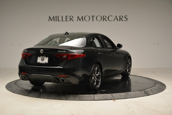 New 2019 Alfa Romeo Giulia Ti Sport Q4 for sale Sold at Alfa Romeo of Greenwich in Greenwich CT 06830 7