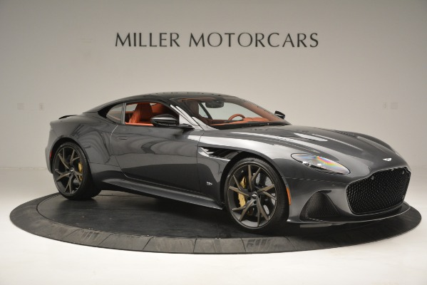 Used 2019 Aston Martin DBS Superleggera Coupe for sale Sold at Alfa Romeo of Greenwich in Greenwich CT 06830 10