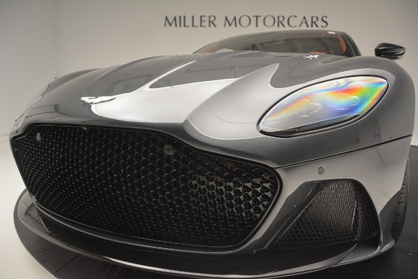 Used 2019 Aston Martin DBS Superleggera Coupe for sale Sold at Alfa Romeo of Greenwich in Greenwich CT 06830 14