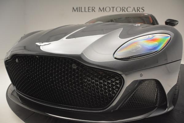 Used 2019 Aston Martin DBS Superleggera Coupe for sale $265,900 at Alfa Romeo of Greenwich in Greenwich CT 06830 14