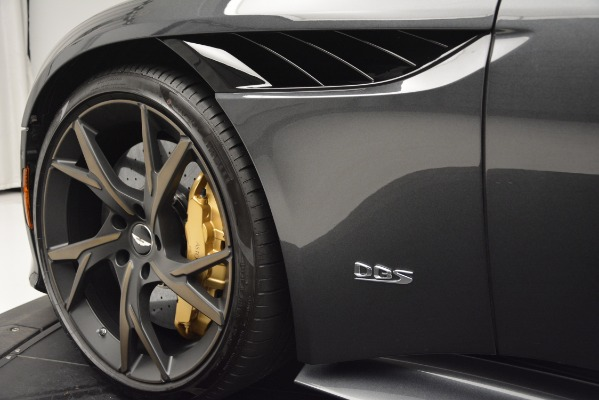 Used 2019 Aston Martin DBS Superleggera Coupe for sale Sold at Alfa Romeo of Greenwich in Greenwich CT 06830 17