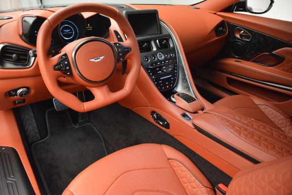 Used 2019 Aston Martin DBS Superleggera Coupe for sale Sold at Alfa Romeo of Greenwich in Greenwich CT 06830 19