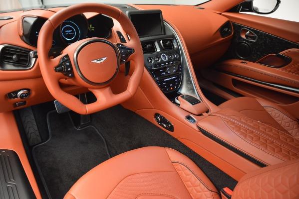 Used 2019 Aston Martin DBS Superleggera Coupe for sale $265,900 at Alfa Romeo of Greenwich in Greenwich CT 06830 19