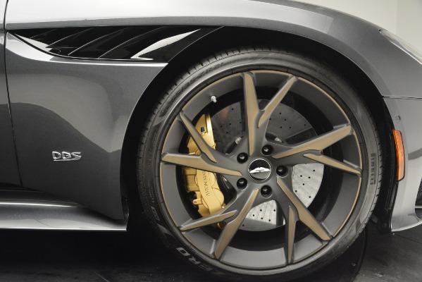 Used 2019 Aston Martin DBS Superleggera Coupe for sale $265,900 at Alfa Romeo of Greenwich in Greenwich CT 06830 23