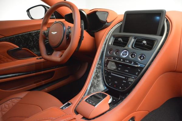 Used 2019 Aston Martin DBS Superleggera Coupe for sale $265,900 at Alfa Romeo of Greenwich in Greenwich CT 06830 24