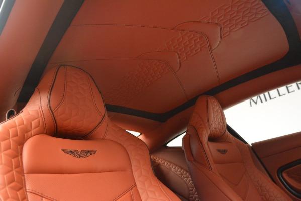 Used 2019 Aston Martin DBS Superleggera Coupe for sale $265,900 at Alfa Romeo of Greenwich in Greenwich CT 06830 26
