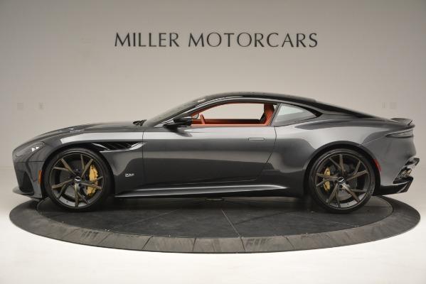 Used 2019 Aston Martin DBS Superleggera Coupe for sale $265,900 at Alfa Romeo of Greenwich in Greenwich CT 06830 3