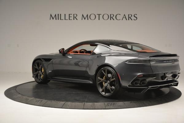 Used 2019 Aston Martin DBS Superleggera Coupe for sale $265,900 at Alfa Romeo of Greenwich in Greenwich CT 06830 4