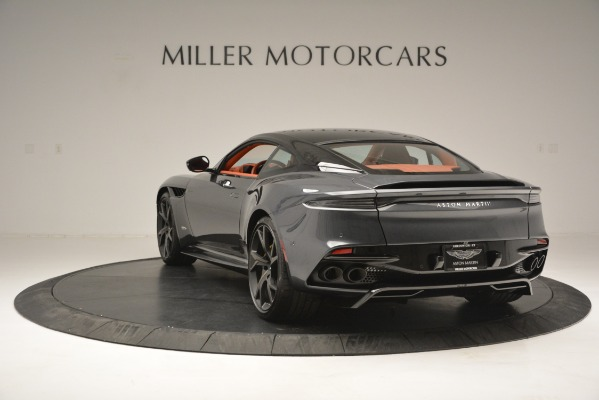 Used 2019 Aston Martin DBS Superleggera Coupe for sale $265,900 at Alfa Romeo of Greenwich in Greenwich CT 06830 5