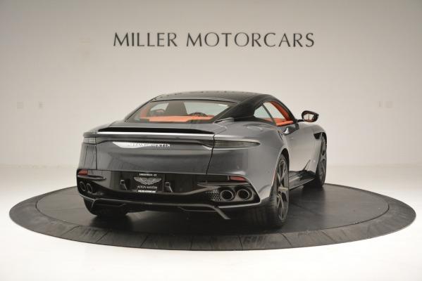 Used 2019 Aston Martin DBS Superleggera Coupe for sale $265,900 at Alfa Romeo of Greenwich in Greenwich CT 06830 7