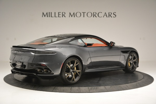 Used 2019 Aston Martin DBS Superleggera Coupe for sale $265,900 at Alfa Romeo of Greenwich in Greenwich CT 06830 8