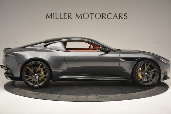 Used 2019 Aston Martin DBS Superleggera Coupe for sale $265,900 at Alfa Romeo of Greenwich in Greenwich CT 06830 9