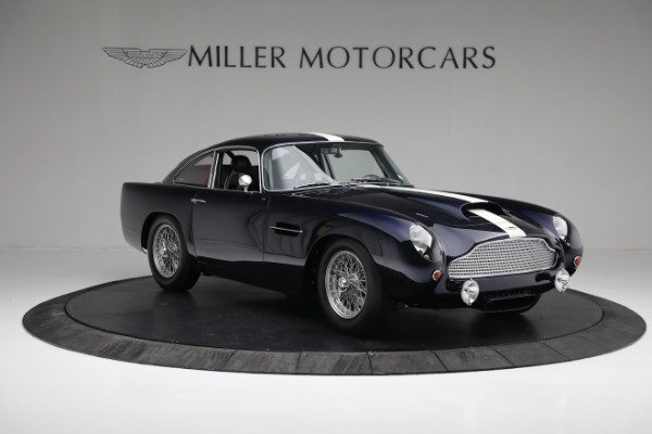 New 2018 Aston Martin DB4 GT Continuation Coupe for sale Call for price at Alfa Romeo of Greenwich in Greenwich CT 06830 10