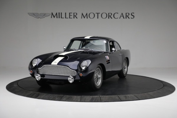 New 2018 Aston Martin DB4 GT for sale Call for price at Alfa Romeo of Greenwich in Greenwich CT 06830 12