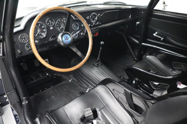 New 2018 Aston Martin DB4 GT Continuation Coupe for sale Call for price at Alfa Romeo of Greenwich in Greenwich CT 06830 13